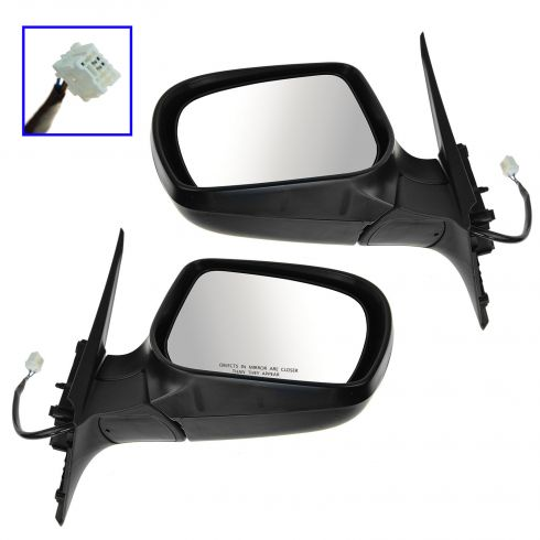11-13 Subaru Forester Power PTM Mirror PAIR