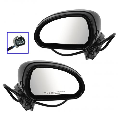 06-12 Mitsubishi Eclipse Power Heated PTM Mirror PAIR