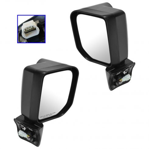 08-12 Toyota FJ Cruiser Power Signal PTM Mirror PAIR