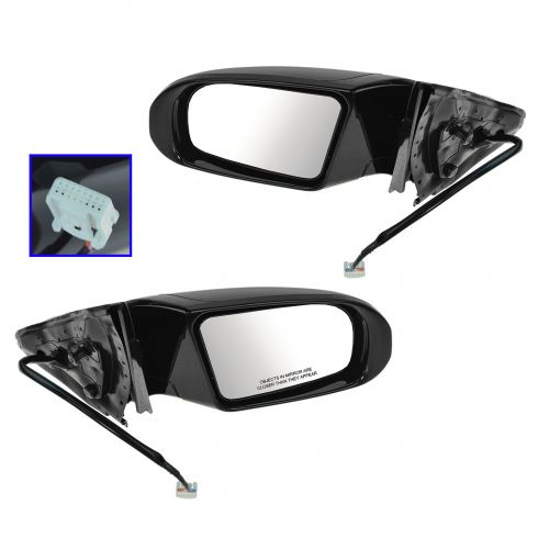 09-13 Nissan Maxima Power Signal PTM Mirror PAIR