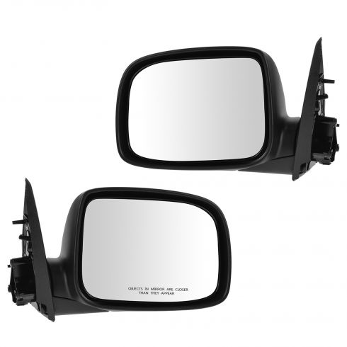 09-12 Canyon, Colorado Ext Cab Manual PTM Mirror PAIR
