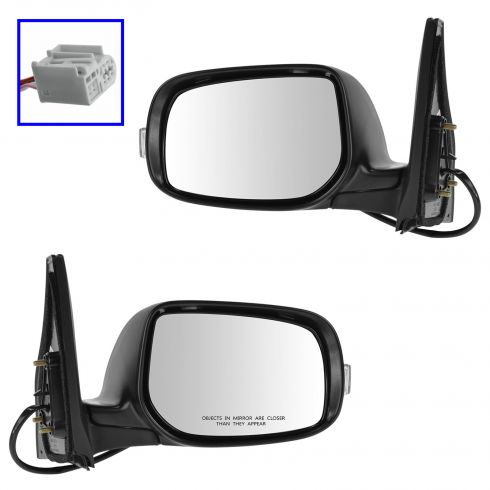 08-12 Scion xB Power Signal PTM Mirror PAIR