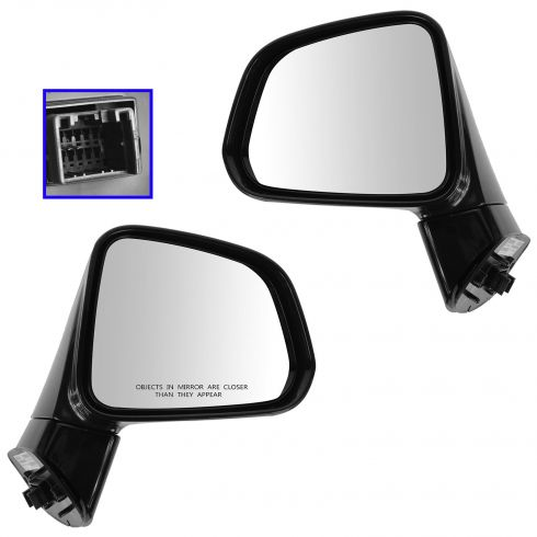08-10 Saturn Vue Power Mirror PAIR
