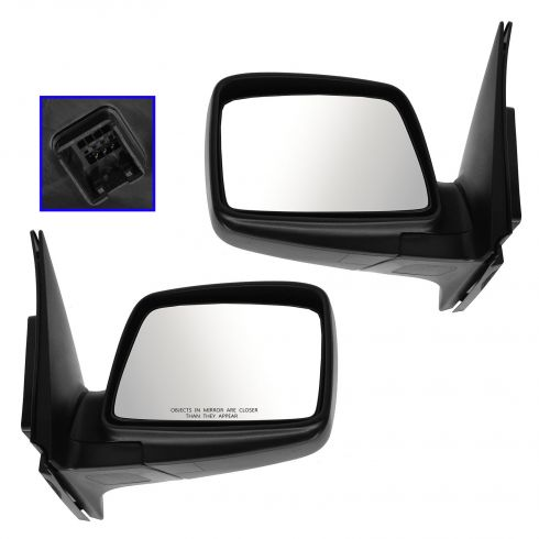 05-10 Kia Sportage LX Power Mirror PAIR