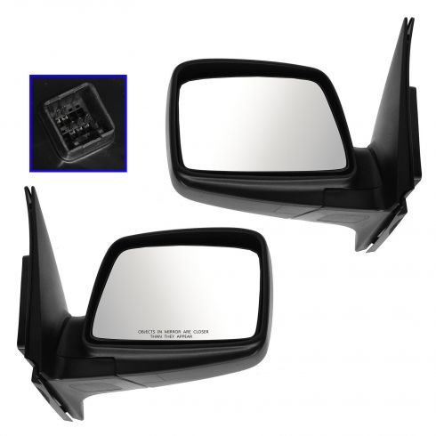 05-10 Kia Sportage EX Power Heated Mirror PAIR