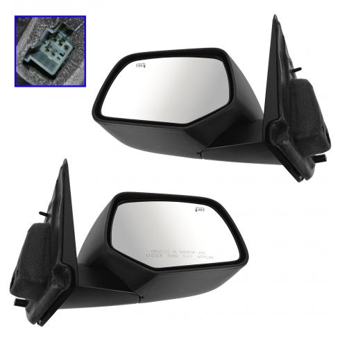 08-11 Mazda Tribute Power Heated PTM Mirror PAIR