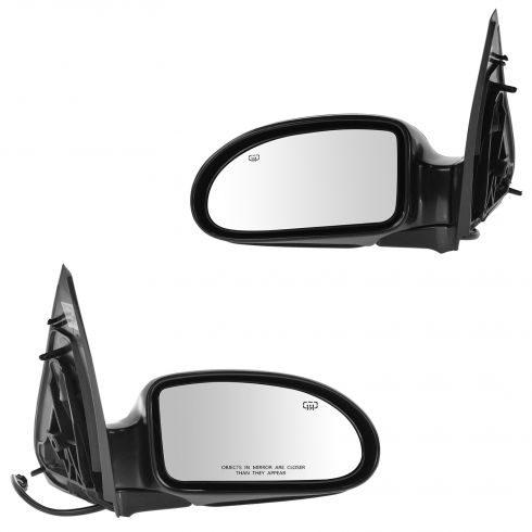 02-04 Ford Focus SVT; 05-07 Focus ST Power Heated Mirror PAIR