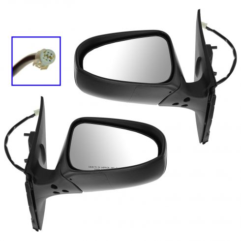 14 Toyota Corolla Power PTM Mirror PAIR