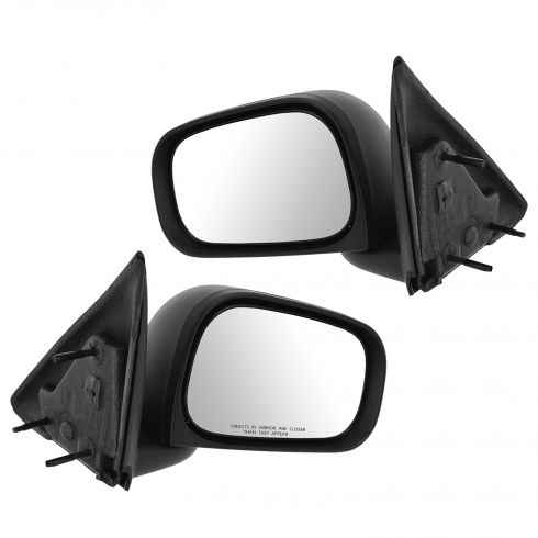 05-11 Dodge Dakota; 05-08 Raider Manual Folding Mirror PAIR