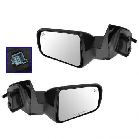 08-11 Ford Focus Heated Power Mirror (w/o Cap) Pair (Ford)