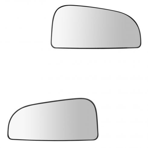 10-11 Dodge Ram 1500-5500; 12-16 Ram 1500-5500 Towing Mirror Lower Spotter Glass Pair (Mopar)