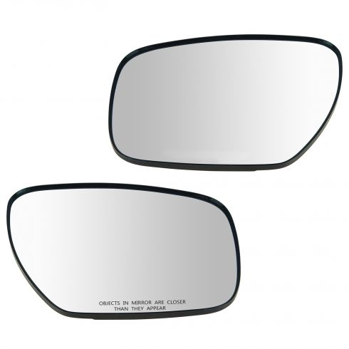 07-12 Mazda CX-7; 07-09 Mazda CX-9; 06-12 Mazda5 Non Heated Mirror Glass Pair (Mazda)