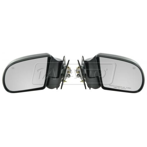 98-04 S10 PU Power Mirror Heated Pair