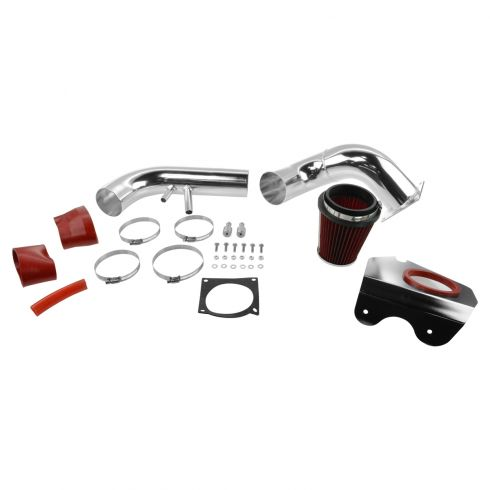 96-04 Ford Mustang GT 4.6L Cold Air Intake w/ Red Filter