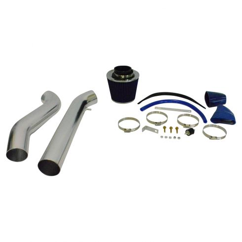 92-95 Honda Civic (exc. VX) Cold Air Intake w/ Blue Filter
