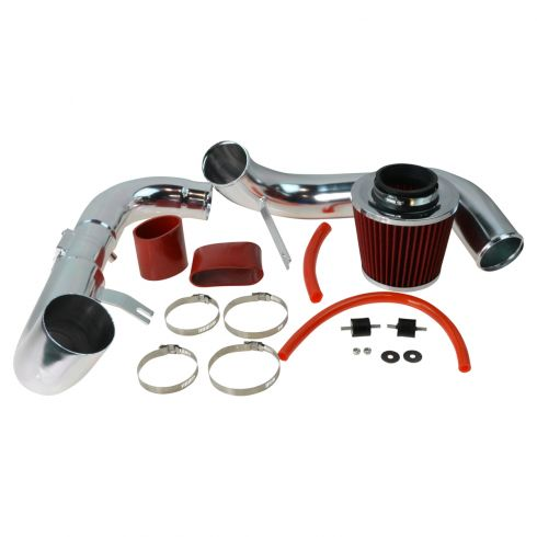 06-11 Honda Civic 1.8L (exc. CNG) Cold Air Intake w/ Red Filter