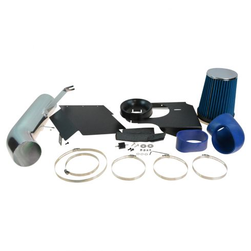00-06 Chevy GMC Pickup Full Size SUV V8 Cold Air Intake w/ Blue Filter