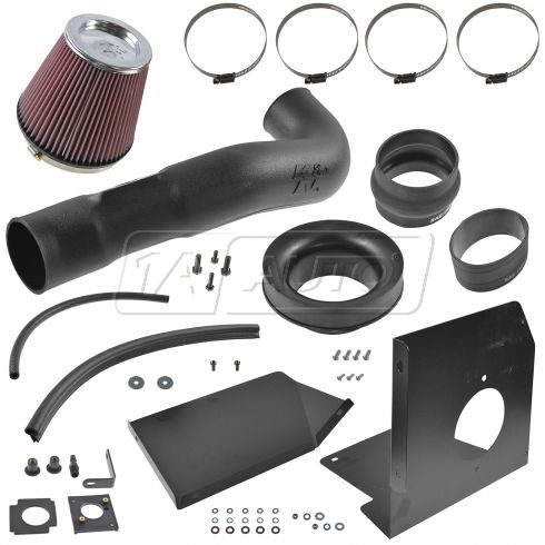 09-13 GM Silverado Sierra FS SUV V8 K&N 63 Series High-Flow Performance Air Intake