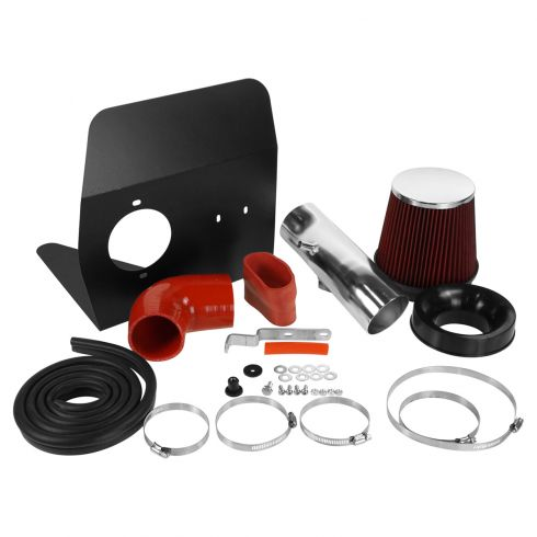 10-11 Chevy Camaro 3.6L Cold Air Intake w/ Red Filter