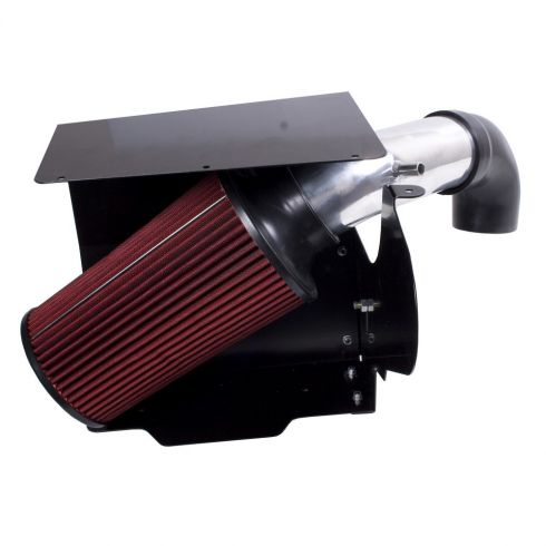 Cold Air Intake Kit, 4.0L, 91-95 Jeep Wrangler (YJ)