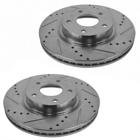 07-13 Altima Front Performance Disc Brake Rotor Pair