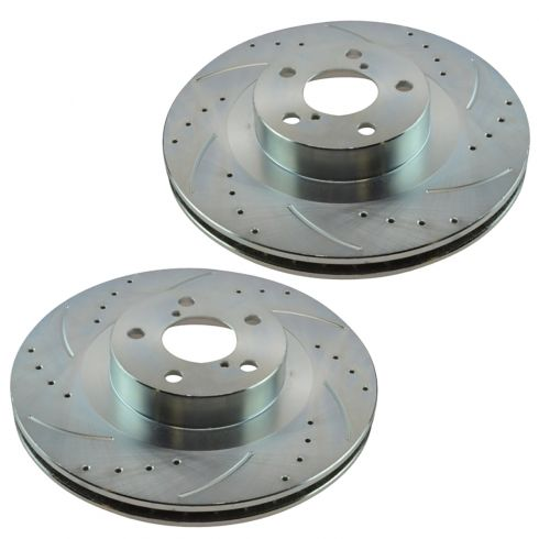 03-11 Subaru Mulitifit Front Performance Brake Rotor Pair