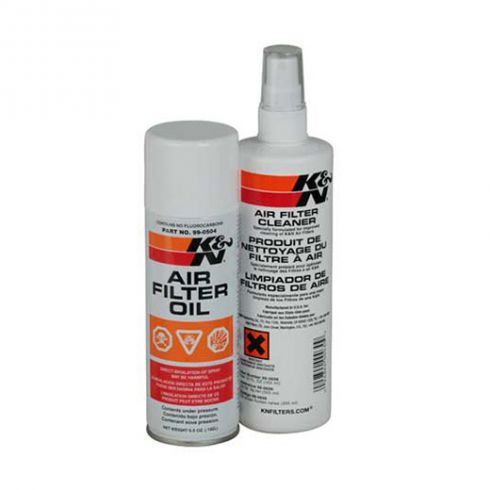 K&N Air Filter Cleaner and Lube Kit