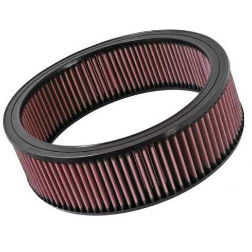 "1968-97 Chevy and GMC 12"" Round K&N Air Filter"
