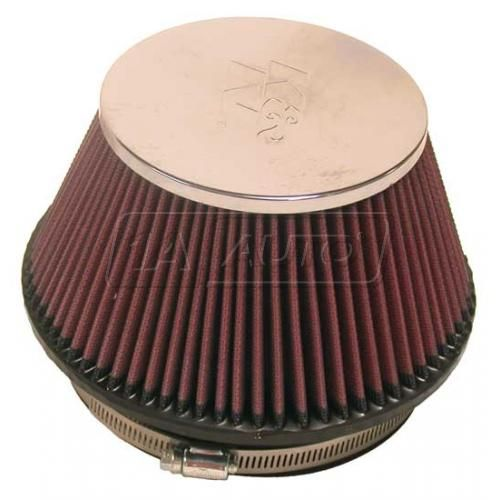 "Round Tapered Universal K&N Air Filter 6""inside Diameter"