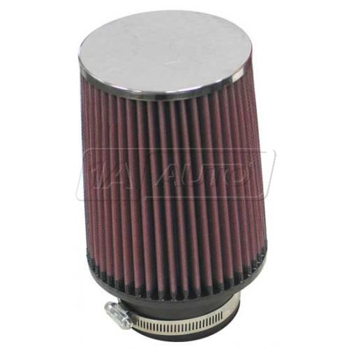 "Round Tapered Universal K&N Air Filter 3"" Inside Diameter"