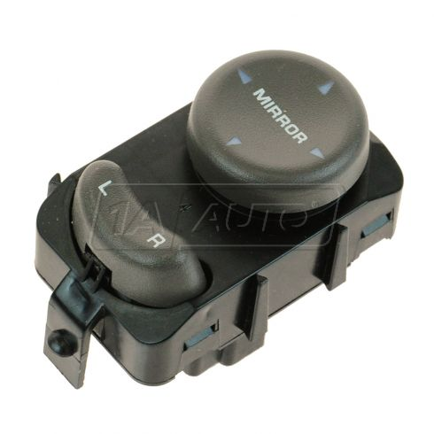 98-04 Chrysler, Dodge Multifit Brown Power Mirror Switch