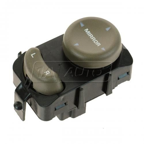 98-04 Chrysler, Dodge Multifit Tan Power Mirror Switch