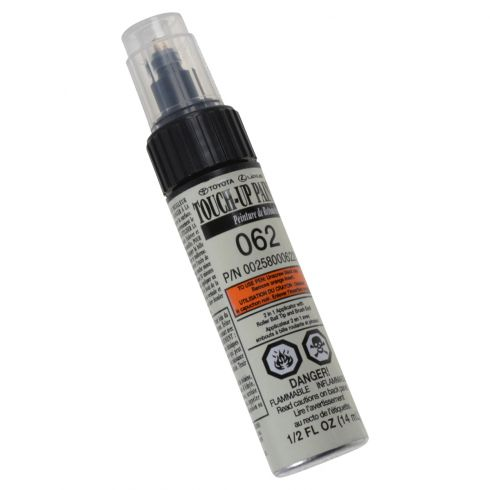 Lexus touch up paint toyota 00258 00062 21 typnt00001 at for Toyota paint touch up pen