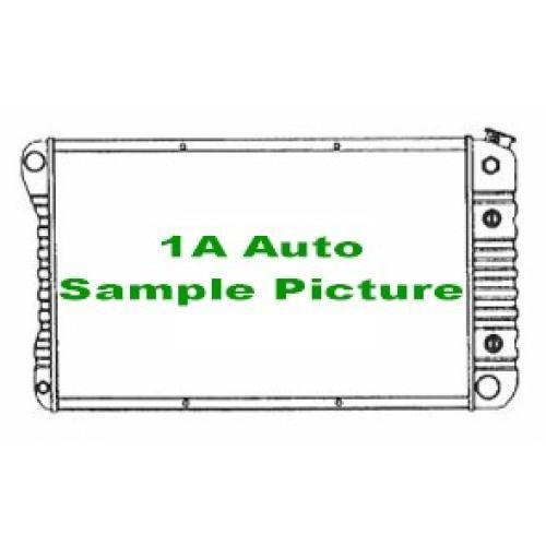 1992-96 Honda Prelude Radiator w/ L4 2.2 All SI / Vtec Models