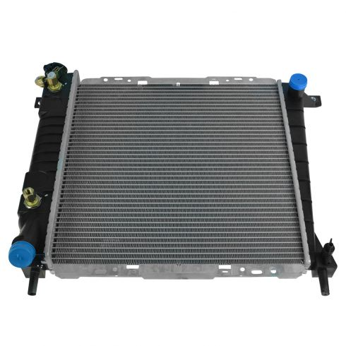 1985 Ford Bronco II Radiator w/ V6 2.8 171 All Auto Trans.