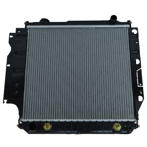 97-02 Jeep Wrangler 2 Core Radiator