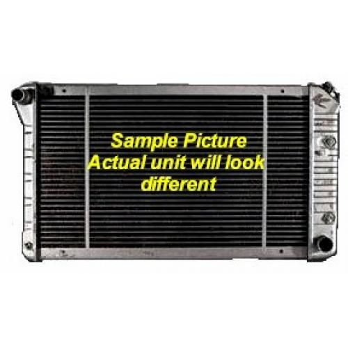 1970-79 (All V8 Engines) (4 Core) Radiator