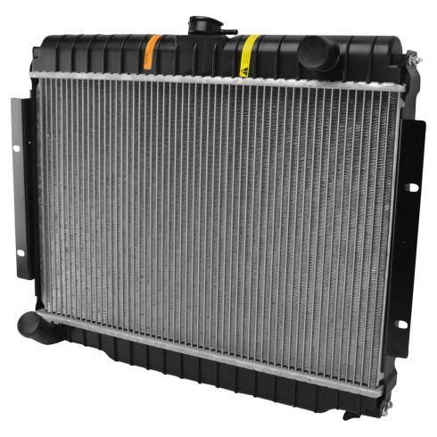 72-86 Jeep CJ Heavy Duty Radiator