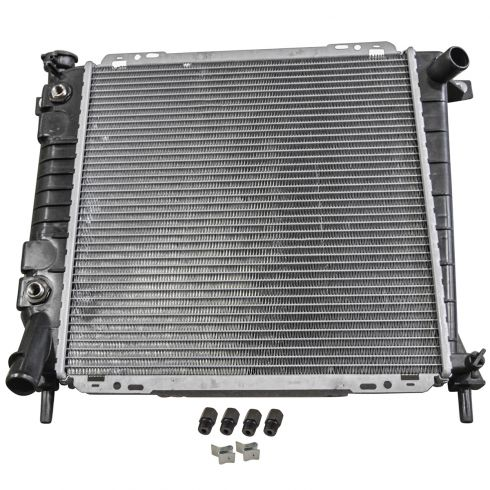 1991-94 Ford Explorer Radiator w/ V6 4.0 242 w/AC or Heavy Duty Cooling Auto Trans.