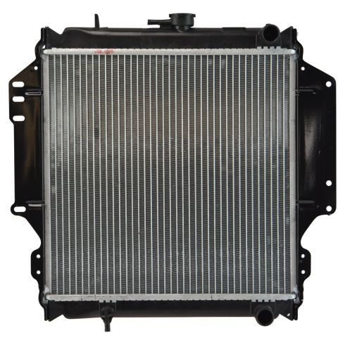 1986-87 Suzuki Samurai Radiator w/ L4 1.3 79 All