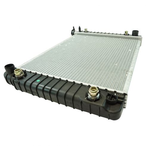 "1988-91 GMC Pickup C/K series Radiator w/ V8 5.7 350 All 20-3/4"" Core; C/K Series; w/Eng. Oil Cooler"
