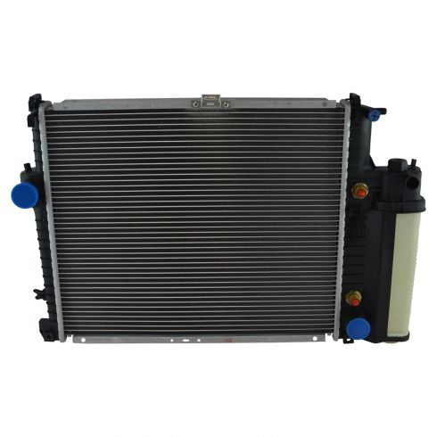 1989-95 BMW 5 Series Radiator w/ L6 2.5 All Auto Trans.