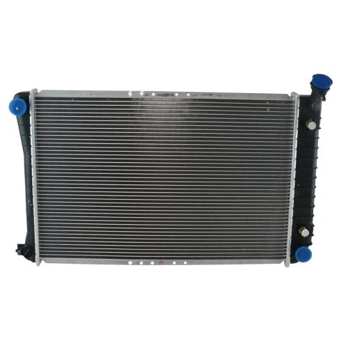 1992-93 Buick Century Radiator w/ V6 3.3 204 All w/One Oil Cooler