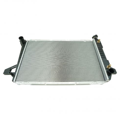 1985-93 Ford Bronco Full Size Radiator w/ L6 4.9 300 w/o AC