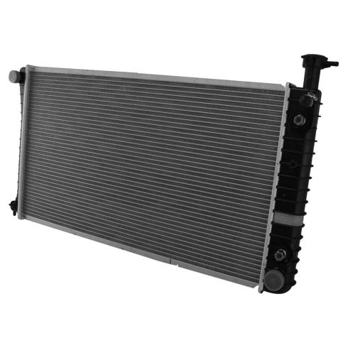 "1992 GMC Savanna Radiator w/ V6 4.3 262 All 30-1/2"" Core; w/o Eng. Oil Cooler"