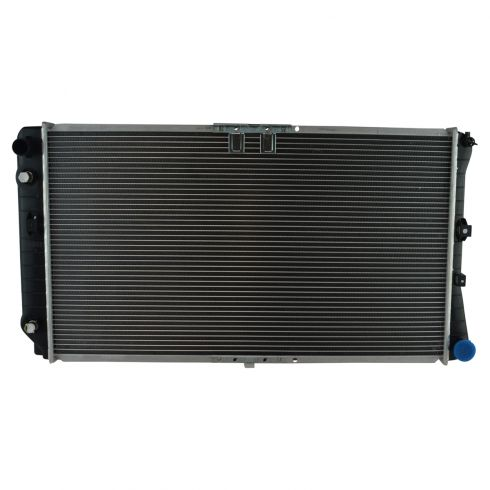 1994-96 Buick Roadmaster Radiator w/ V8 5.7 350 All w/o Engine Oil Cooler
