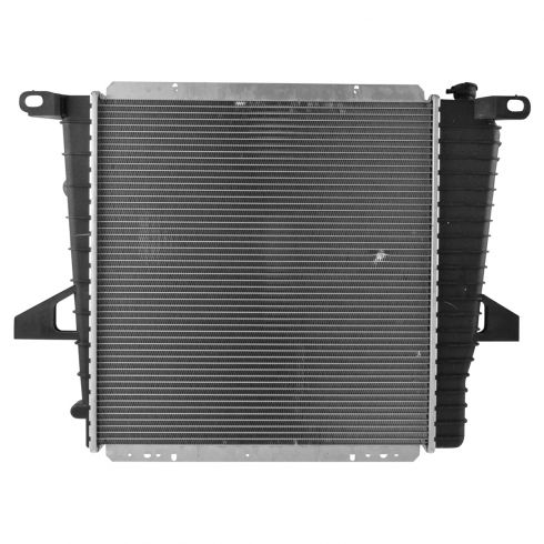 1995-97 Ford Explorer Radiator w/ V6 4.0 242 All Auto Trans.; OHV