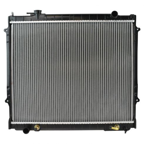 "1995-00 Toyota Tacoma Radiator w/ L4 2.4 All 20-3/4"" Core Between Tanks; 4WD; Auto Trans."