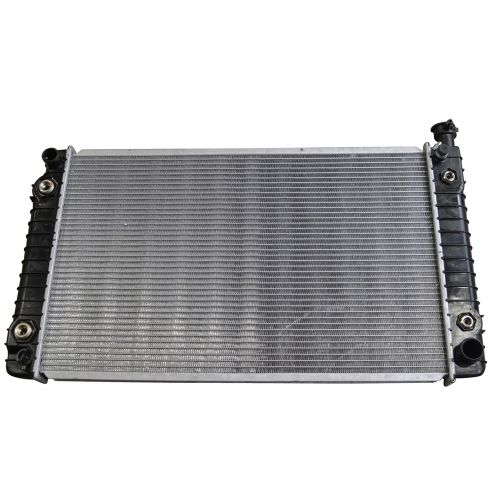 1996-98 GMC Pickup C/K series Radiator w/ V6 4.3 262 All w/Engine Oil Cooler