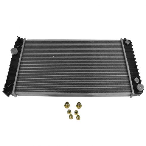 96-04 Chevy S10 Blazer Radiator w/ 4.3L and EOC